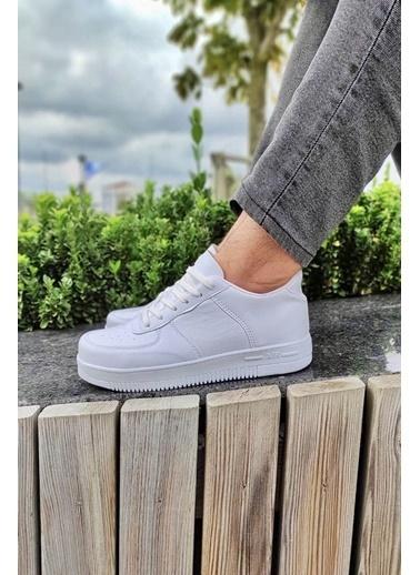 POLO1988 Spor Ayakkabı Beyaz